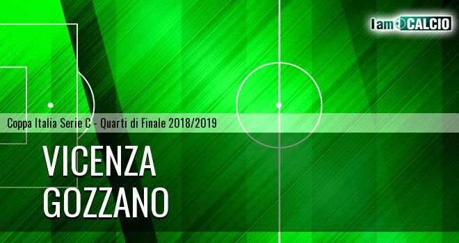 Vicenza - Gozzano