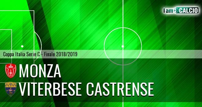 Monza - Viterbese Castrense