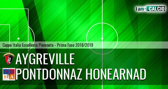 PontDonnaz HoneArnad - Aygreville