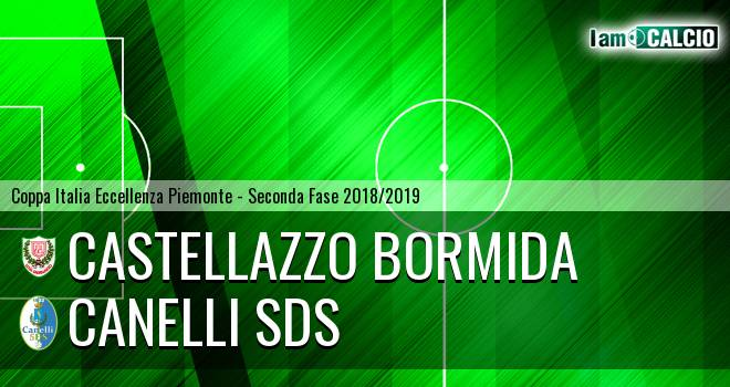 Castellazzo Bormida - Canelli SDS