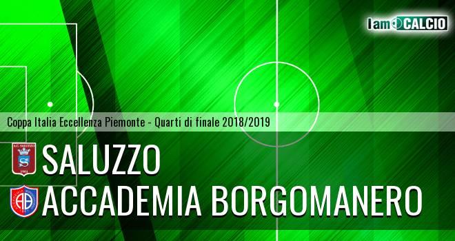 Saluzzo - Accademia Borgomanero