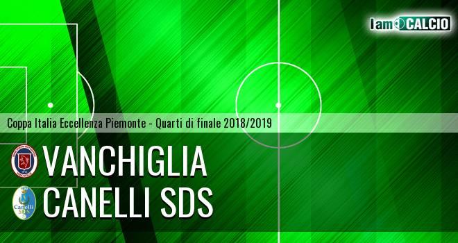 Vanchiglia - Canelli SDS