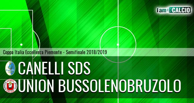 Canelli SDS - Union BussolenoBruzolo