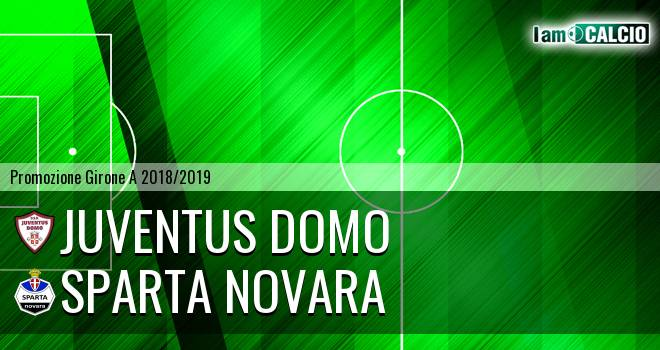 Juventus Domo - Sparta Novara