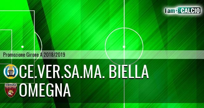 Ce.Ver.Sa.Ma. Biella - Omegna 2-0. Cronaca Diretta 09/12/2018