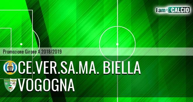 Ce.Ver.Sa.Ma. Biella - Vogogna - Promozione Girone A 2018 - 2019