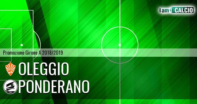 Oleggio - Ponderano