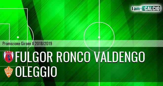 Fulgor Ronco Valdengo - Oleggio