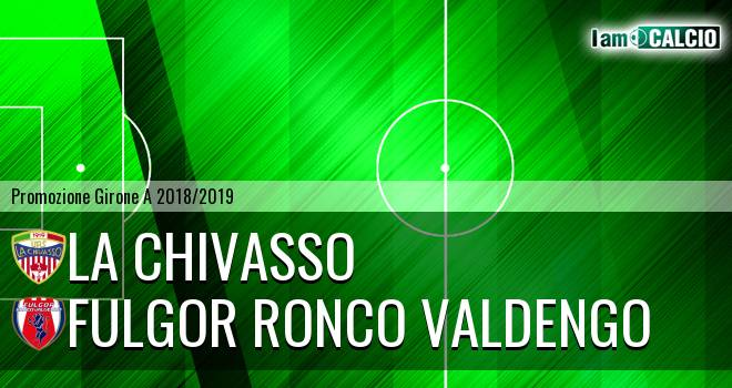 La Chivasso - Fulgor Ronco Valdengo