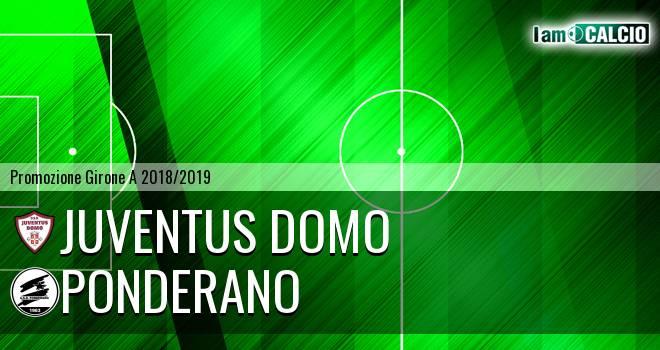 Juventus Domo - Ponderano