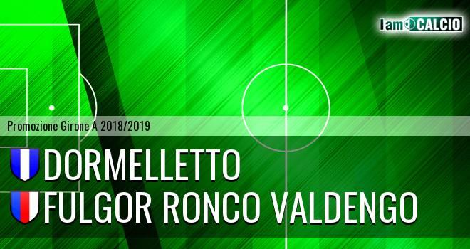 Dormelletto - Fulgor Ronco Valdengo