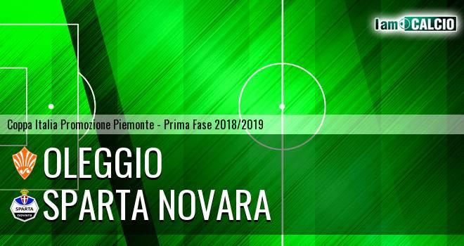 Sparta Novara - Oleggio