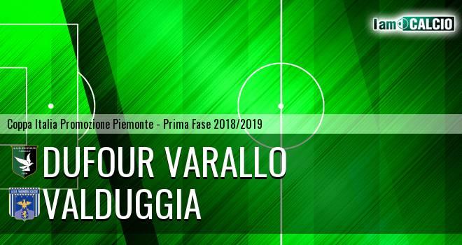 Dufour Varallo - Valduggia