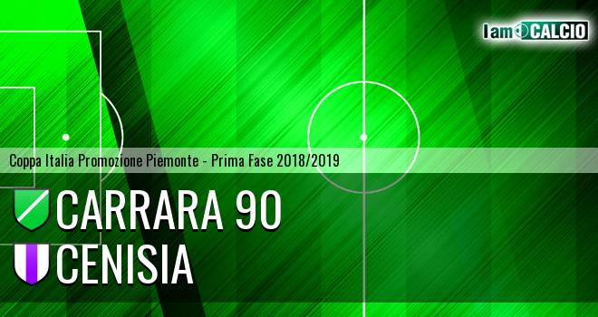Carrara 90 - Cenisia