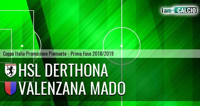 HSL Derthona - Valenzana Mado