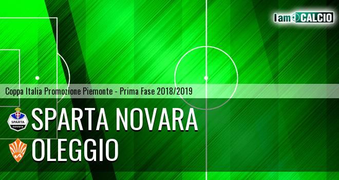 Oleggio - Sparta Novara
