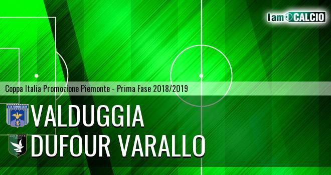 Valduggia - Dufour Varallo