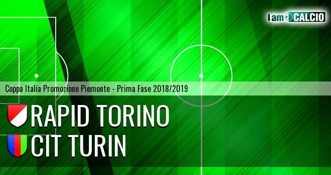 Cit Turin - Rapid Torino