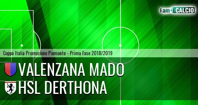 Valenzana Mado - HSL Derthona