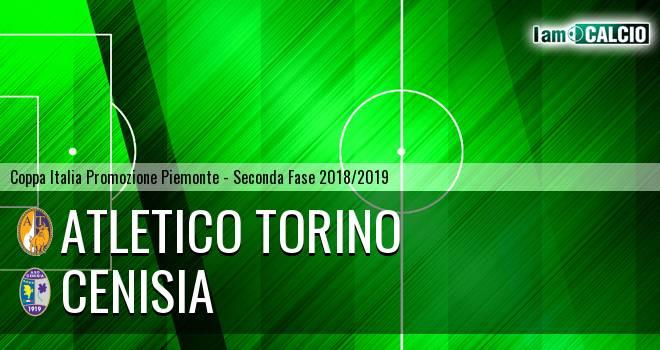 Atletico Torino - Cenisia