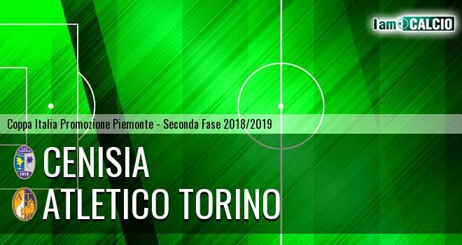 Cenisia - Atletico Torino