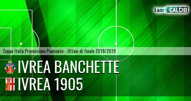 Ivrea Banchette - Ivrea 1905