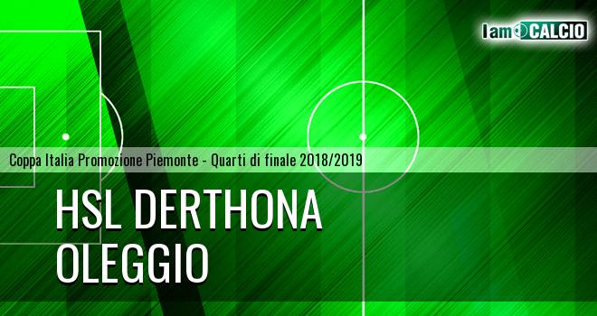 HSL Derthona - Oleggio