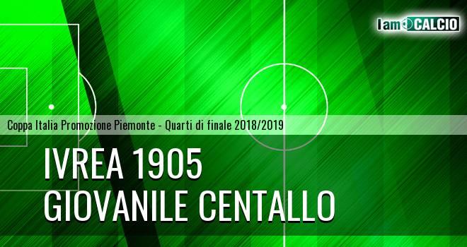 Ivrea 1905 - Giovanile Centallo