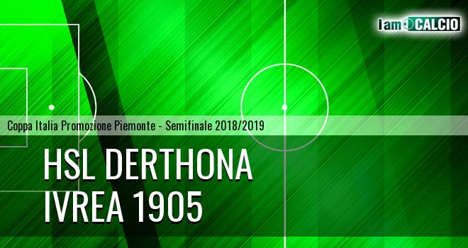 HSL Derthona - Ivrea 1905