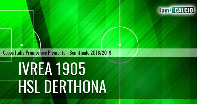 Ivrea 1905 - HSL Derthona