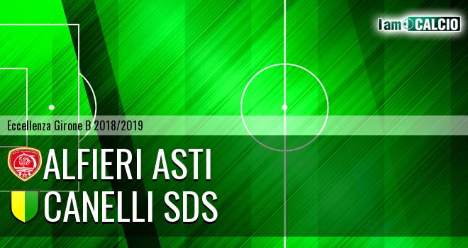 Alfieri Asti - Canelli SDS