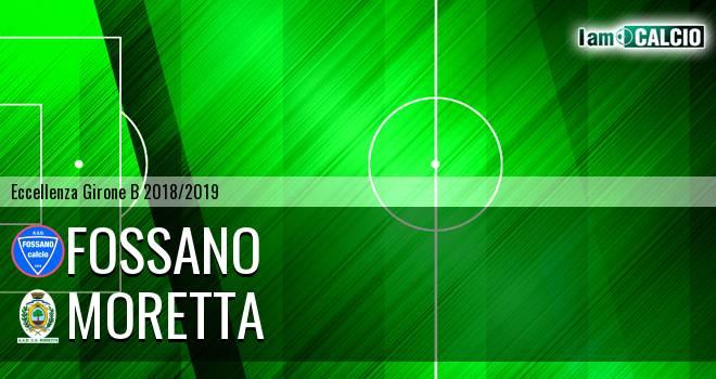 Fossano - Moretta