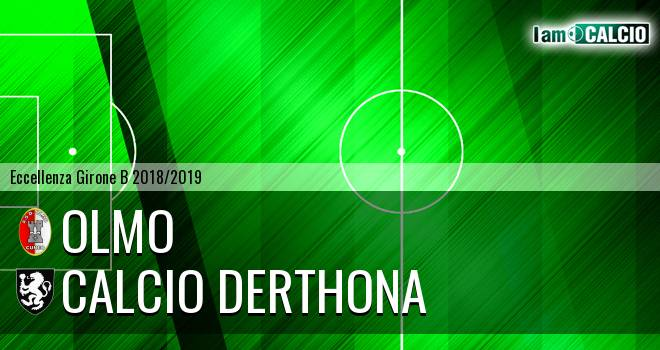 Olmo - Calcio Derthona