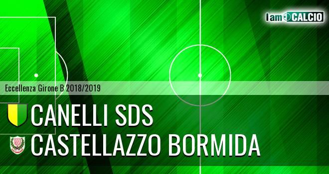 Canelli SDS - Castellazzo Bormida