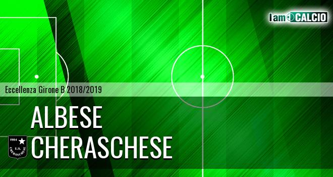 Albese - Cheraschese