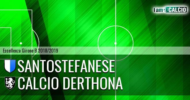 Santostefanese - Calcio Derthona