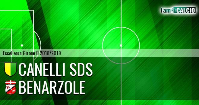 Canelli SDS - Benarzole