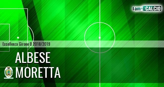 Albese - Moretta