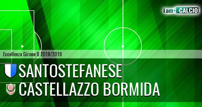Santostefanese - Castellazzo Bormida