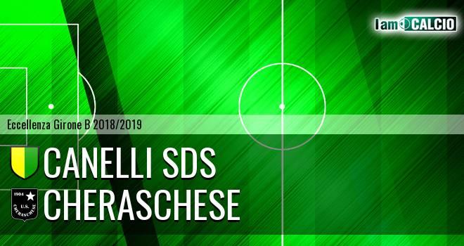 Canelli SDS - Cheraschese