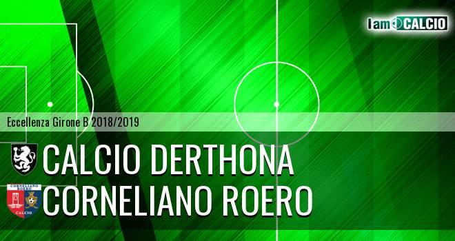 Calcio Derthona - Corneliano Roero