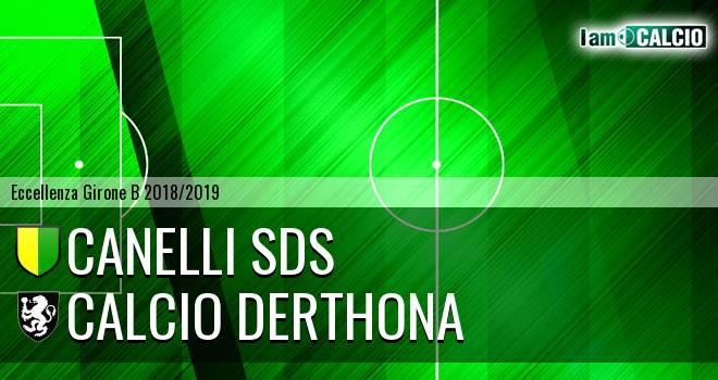 Canelli SDS - Calcio Derthona