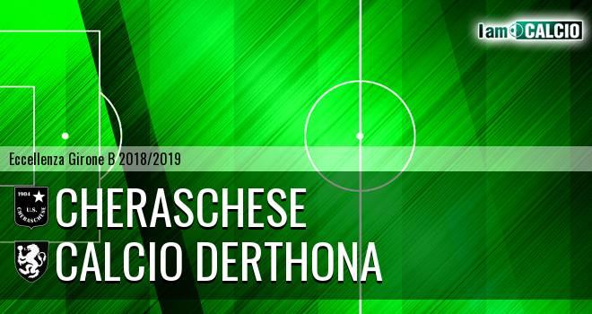Cheraschese - Calcio Derthona