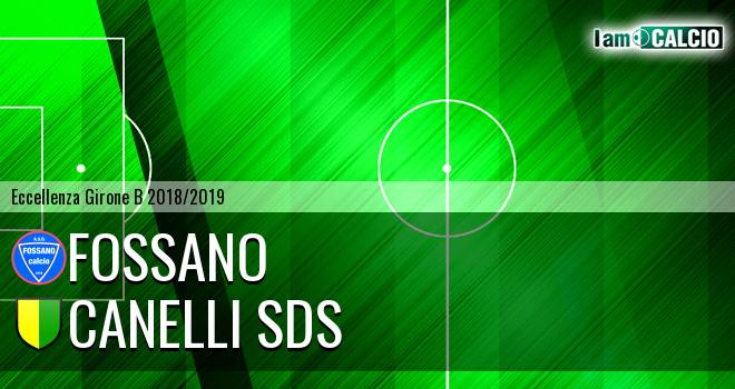 Fossano - Canelli SDS