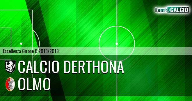 Calcio Derthona - Olmo