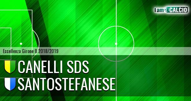 Canelli SDS - Santostefanese