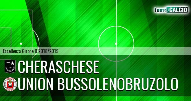 Cheraschese - Union BussolenoBruzolo