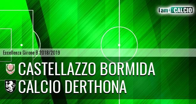 Castellazzo Bormida - Calcio Derthona