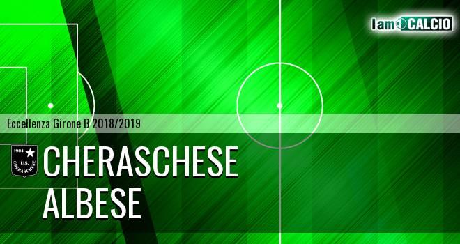Cheraschese - Albese