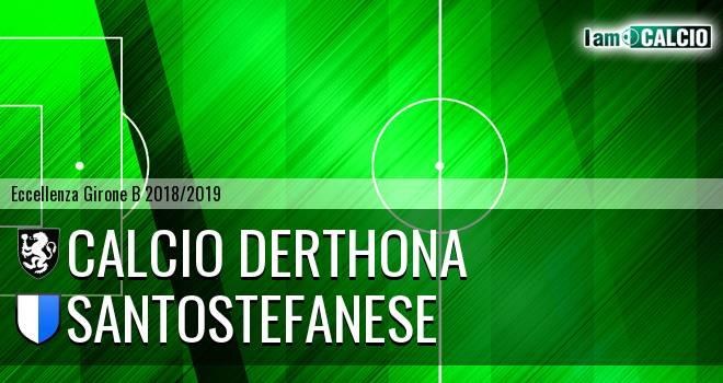 Calcio Derthona - Santostefanese